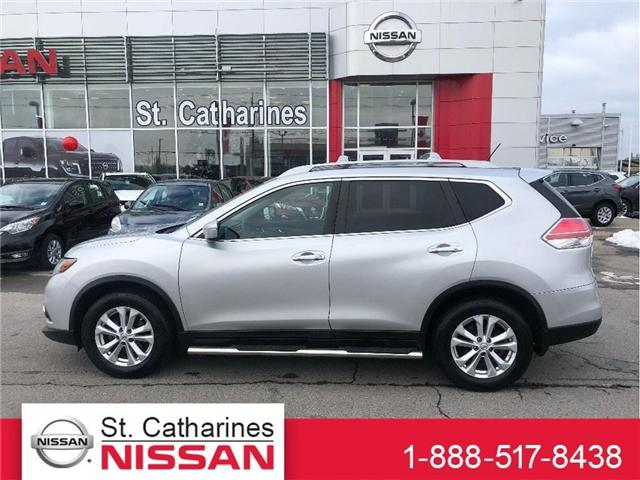 2015 Nissan Rogue SV (Stk: P-2156) in St. Catharines - Image 1 of 22