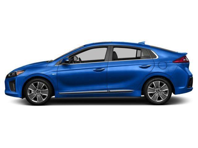 2019 Hyundai Ioniq Hybrid Luxury (Stk: 28370) in Scarborough - Image 2 of 9
