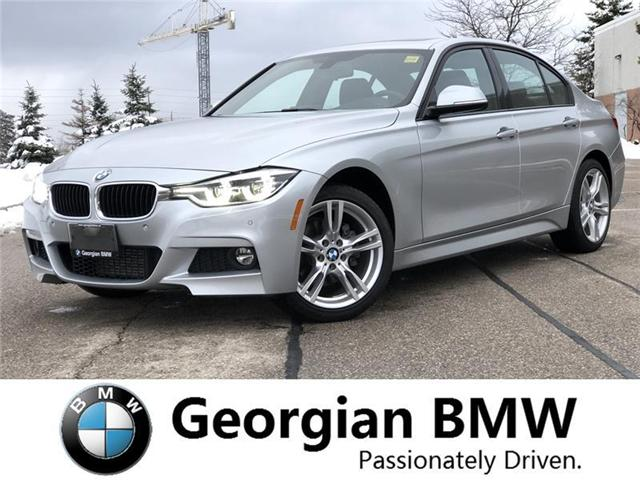 2017 BMW 328d xDrive (Stk: P1385) in Barrie - Image 1 of 20