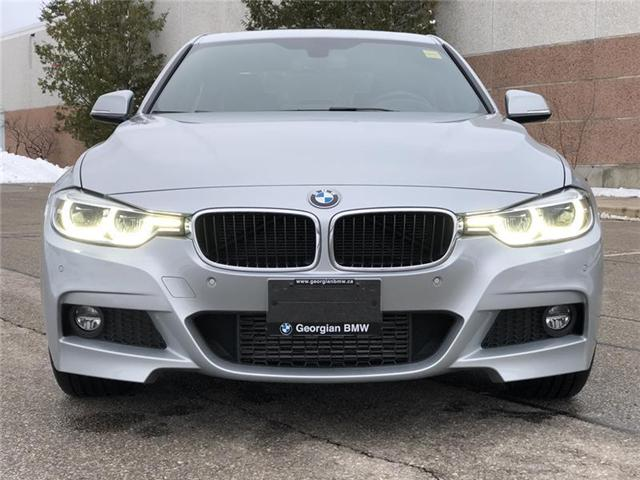 2017 BMW 328d xDrive (Stk: P1385) in Barrie - Image 3 of 20