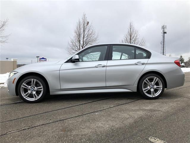 2017 BMW 328d xDrive (Stk: P1385) in Barrie - Image 5 of 20