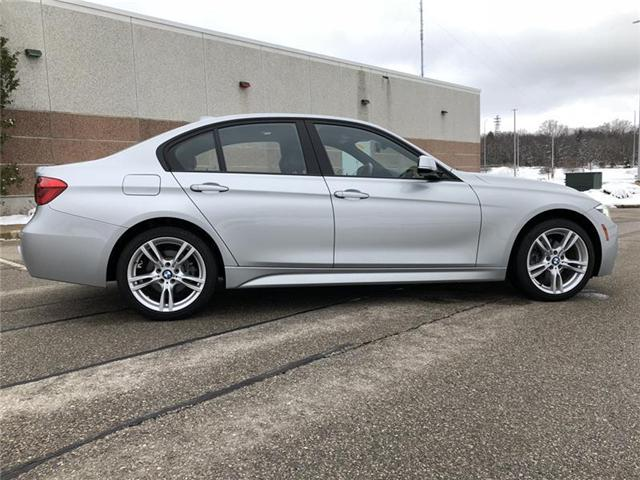 2017 BMW 328d xDrive (Stk: P1385) in Barrie - Image 9 of 20