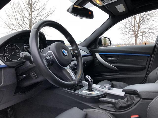2017 BMW 328d xDrive (Stk: P1385) in Barrie - Image 10 of 20