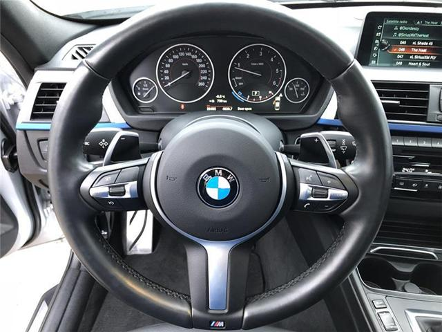 2017 BMW 328d xDrive (Stk: P1385) in Barrie - Image 12 of 20