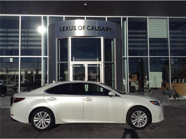 2013 Lexus ES 350 Base (Stk: 190219A) in Calgary - Image 1 of 13