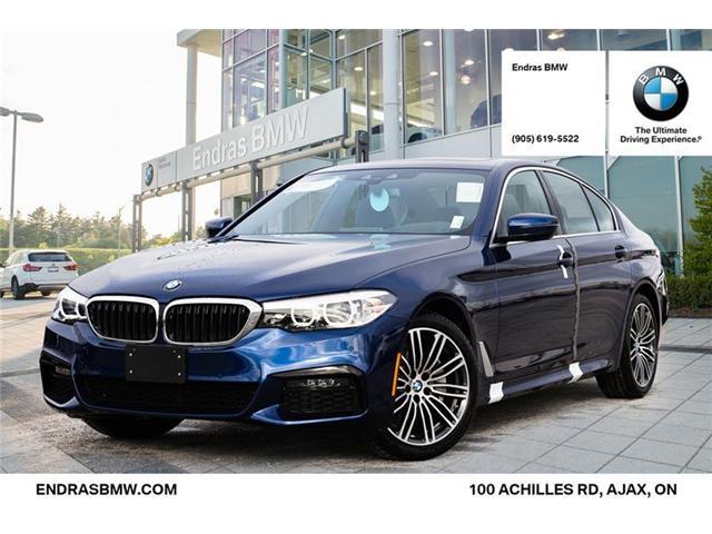 2019 BMW 530i xDrive (Stk: 52435) in Ajax - Image 1 of 20
