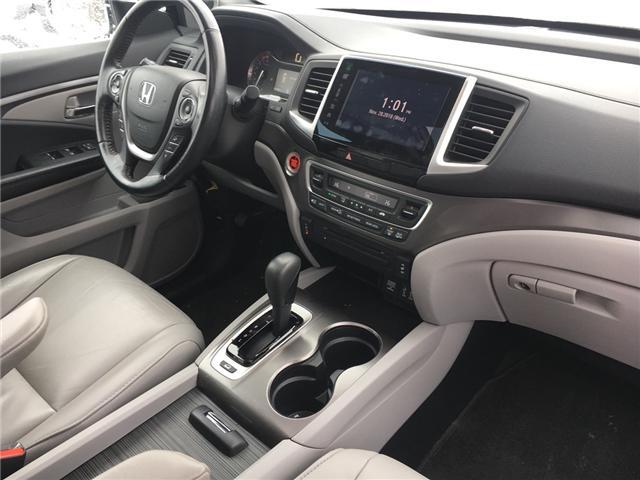 2016 Honda Pilot EX-L Navi (Stk: P00040) in Barrie - Image 7 of 13