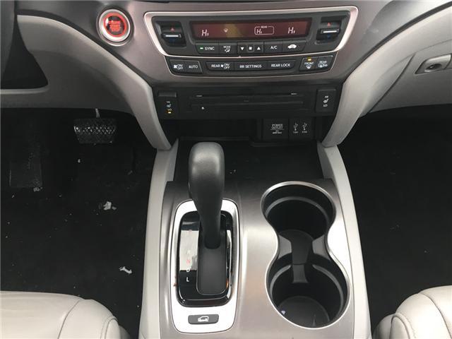 2016 Honda Pilot EX-L Navi (Stk: P00040) in Barrie - Image 13 of 13