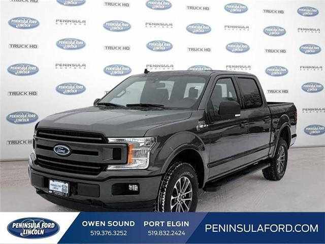 2019 Ford F-150  (Stk: 19FE25) in Owen Sound - Image 1 of 23