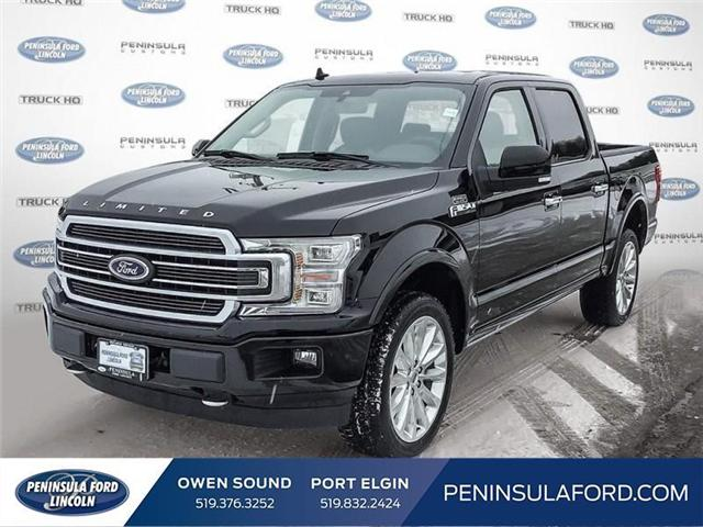 2019 Ford F-150 Limited (Stk: 19FE26) in Owen Sound - Image 1 of 23