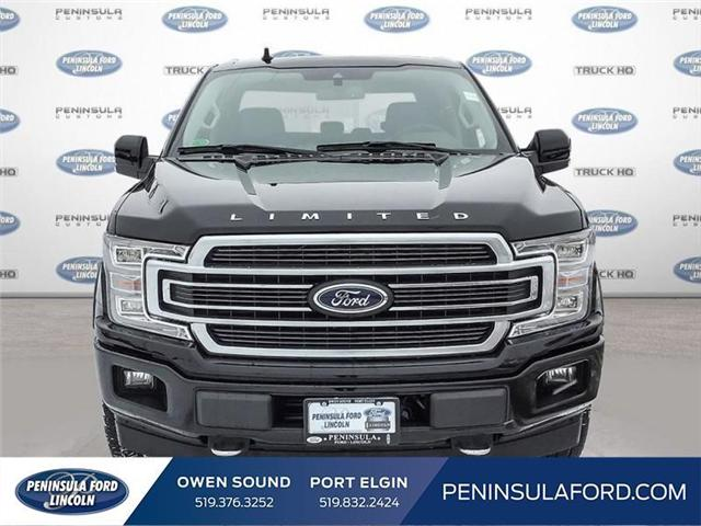 2019 Ford F-150 Limited (Stk: 19FE26) in Owen Sound - Image 2 of 23