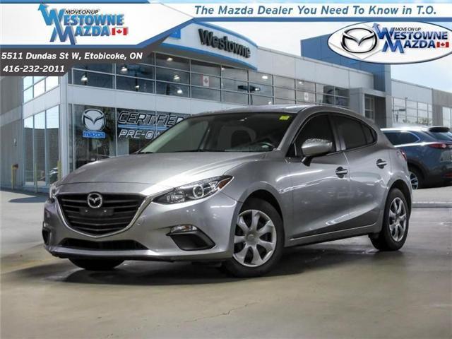 2015 Mazda Mazda3 GX (Stk: P3867) in Etobicoke - Image 1 of 10