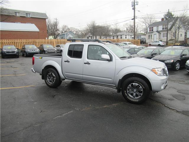 2018 Nissan Frontier PRO-4X (Stk: 762327) in Dartmouth - Image 4 of 22