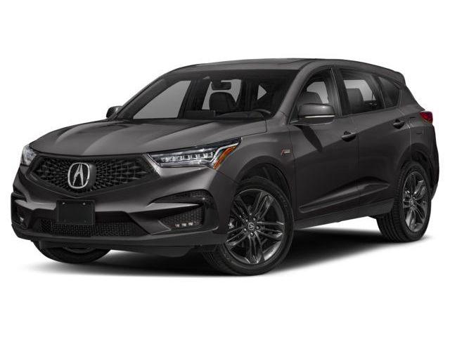 2019 Acura RDX A-Spec (Stk: D12426) in Toronto - Image 1 of 9