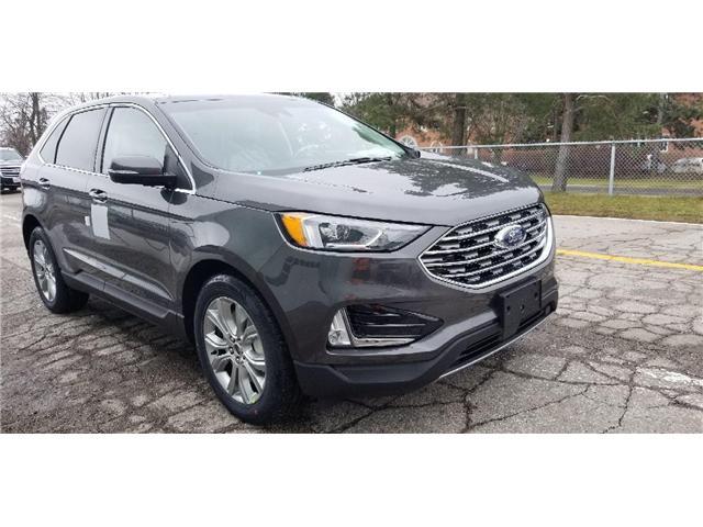 2019 Ford Edge Titanium (Stk: 19ED0461) in Unionville - Image 1 of 15