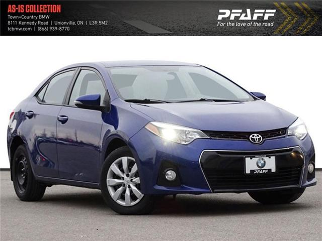 2016 Toyota Corolla S (Stk: 35530A) in Markham - Image 1 of 17