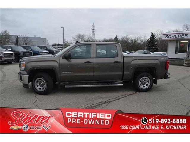 2015 GMC Sierra 1500 Base (Stk: 1810380A) in Kitchener - Image 2 of 9