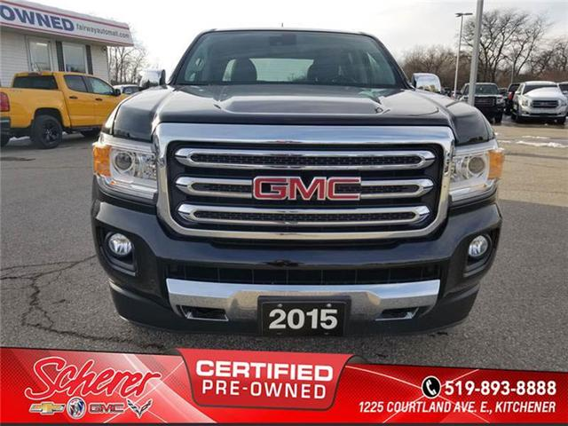 2015 GMC Canyon SLT (Stk: 1816650A) in Kitchener - Image 2 of 12