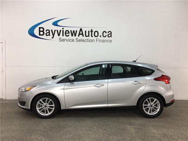 2017 Ford Focus SE (Stk: 33912J) in Belleville - Image 1 of 25