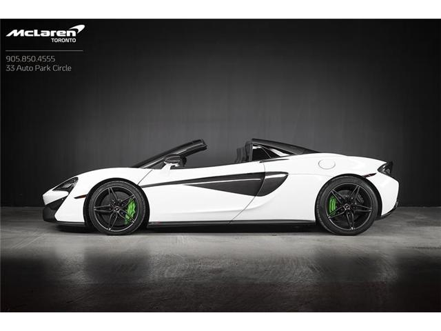 2018 McLaren 570S Spider (Stk: MC0270A) in Woodbridge - Image 1 of 19