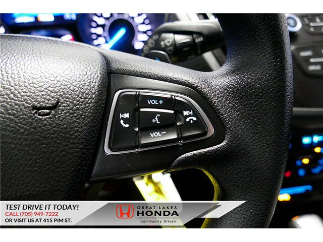 2017 Ford Escape SE (Stk: H6054A) in Sault Ste. Marie - Image 19 of 23