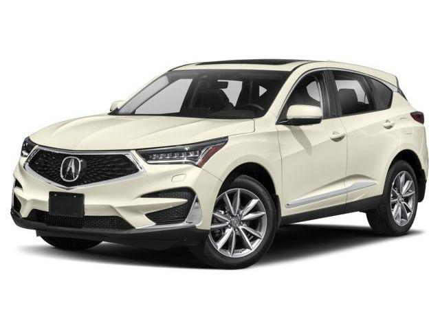 2019 Acura RDX Elite (Stk: AT321) in Pickering - Image 1 of 9