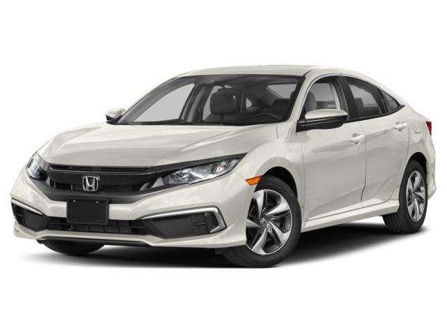 2019 Honda Civic LX (Stk: 19-0476) in Scarborough - Image 1 of 9