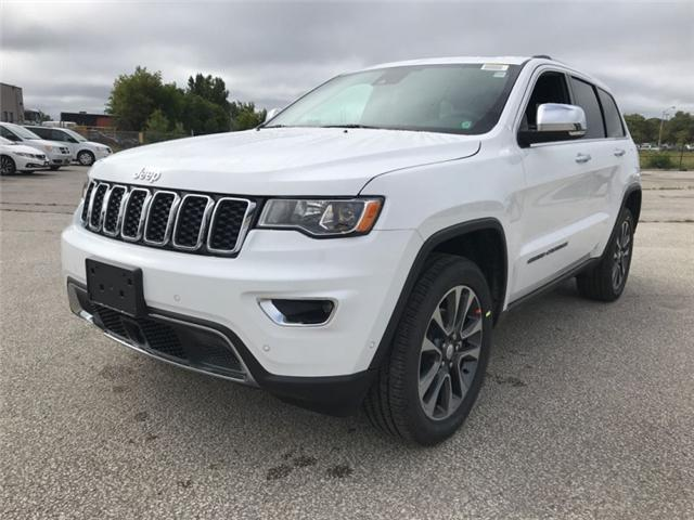 2018 Jeep Grand Cherokee Limited (Stk: H18311) in Newmarket - Image 1 of 20