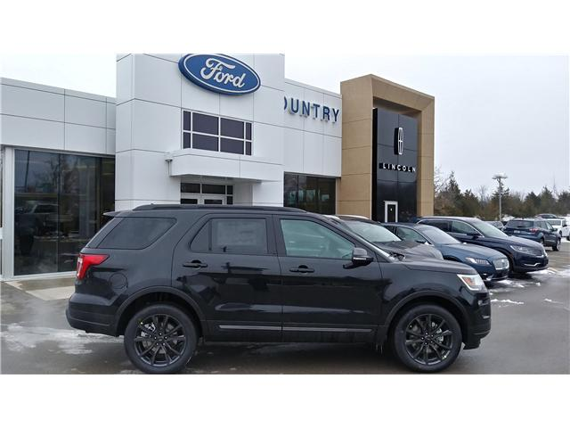2019 Ford Explorer XLT (Stk: EX1138) in Bobcaygeon - Image 1 of 22