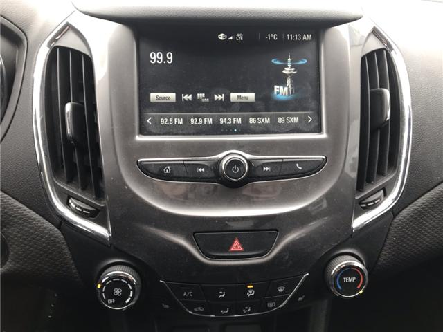 2017 Chevrolet Cruze LT Auto (Stk: 21551) in Pembroke - Image 8 of 11