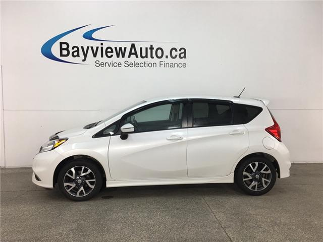 2015 Nissan Versa Note 1.6 SR (Stk: 33817J) in Belleville - Image 1 of 25