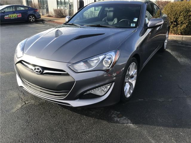 2014 Hyundai Genesis Coupe 2.0T Premium (Stk: 10032A) in Lower Sackville - Image 2 of 18
