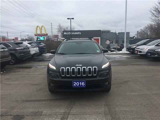 2016 Jeep Cherokee North (Stk: 18212AA) in Perth - Image 2 of 10