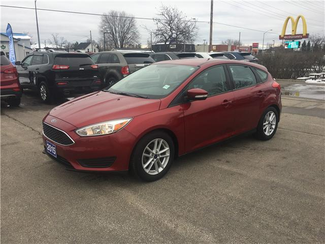 2015 Ford Focus SE (Stk: 18689A) in Perth - Image 1 of 9