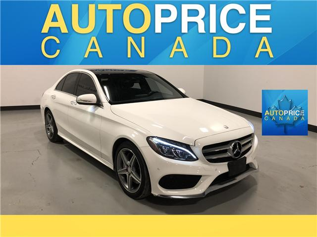 2015 Mercedes-Benz C-Class Base (Stk: F9996) in Mississauga - Image 1 of 27