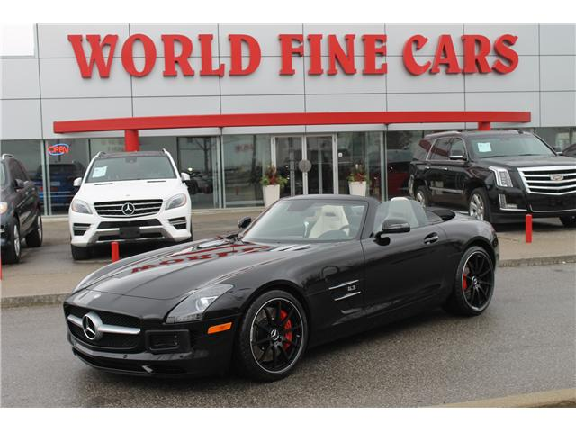 2012 Mercedes-Benz SLS AMG  (Stk: 51512) in Toronto - Image 1 of 26