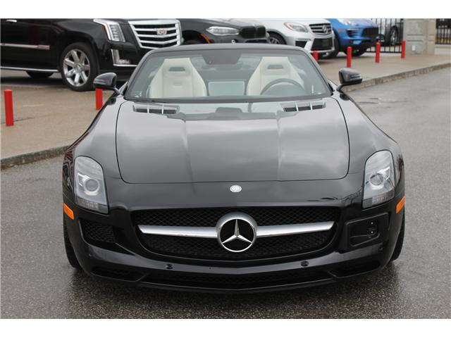 2012 Mercedes-Benz SLS AMG  (Stk: 51512) in Toronto - Image 2 of 26