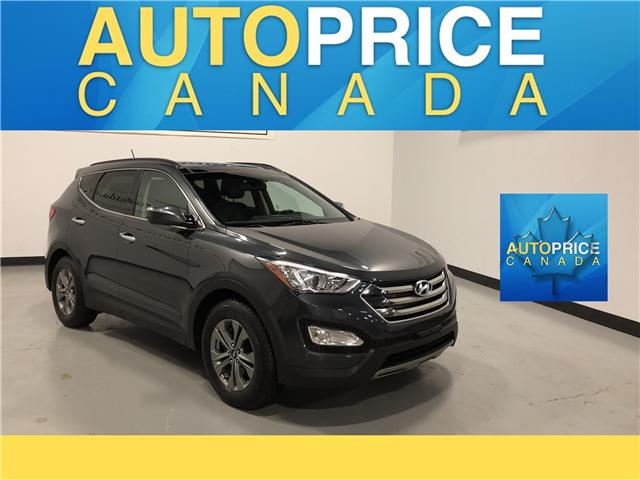 2016 Hyundai Santa Fe Sport 2.4 Luxury (Stk: W0002) in Mississauga - Image 1 of 26