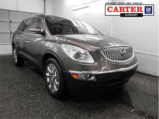 2010 Buick Enclave CXL (Stk: E8-63371) in Burnaby - Image 1 of 25