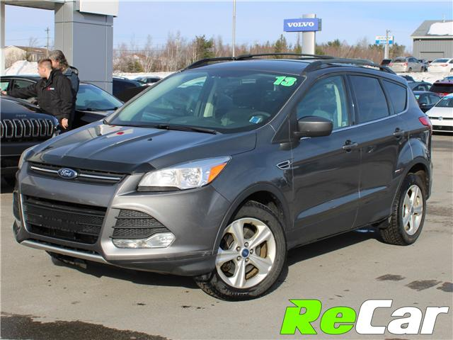 2013 Ford Escape SE (Stk: 181208B) in Fredericton - Image 1 of 9