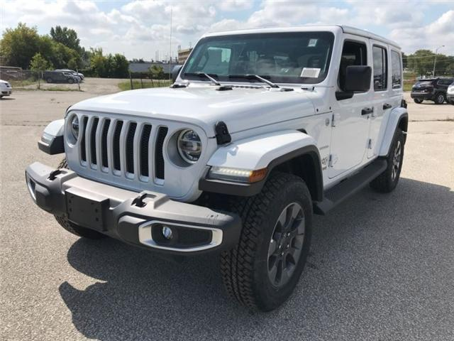 2018 Jeep Wrangler Unlimited Sahara (Stk: W18005) in Newmarket - Image 1 of 17