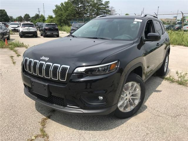 2019 Jeep Cherokee North (Stk: J18111) in Newmarket - Image 1 of 20