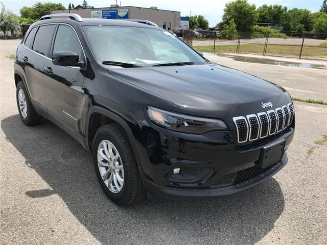 2019 Jeep Cherokee North (Stk: J18141) in Newmarket - Image 2 of 17