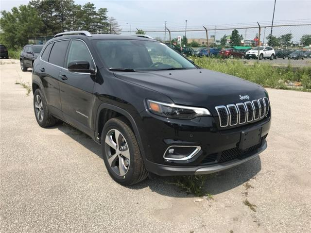 2019 Jeep Cherokee Limited (Stk: J18165) in Newmarket - Image 1 of 20