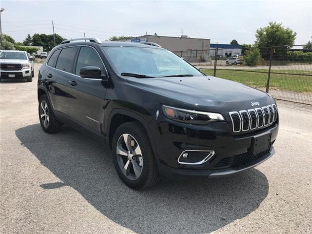 2019 Jeep Cherokee Limited (Stk: J18117) in Newmarket - Image 1 of 20