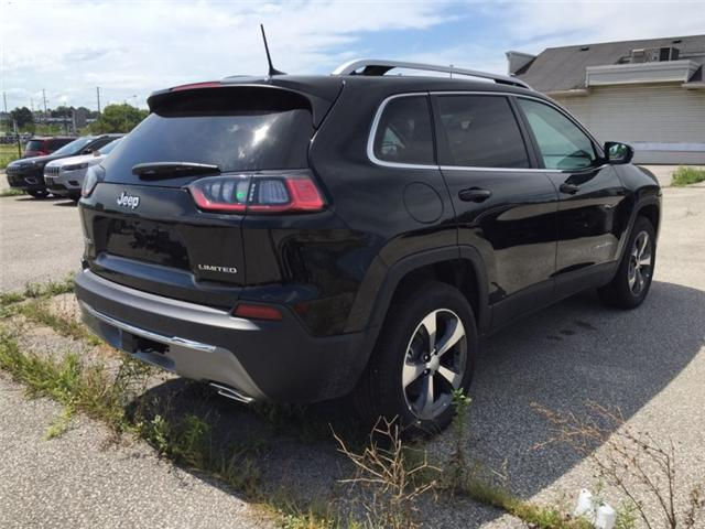 2019 Jeep Cherokee Limited (Stk: J18158) in Newmarket - Image 1 of 19