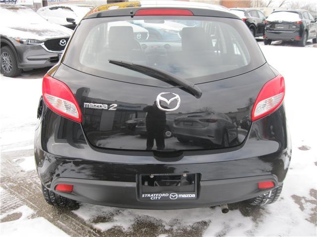 2011 Mazda Mazda2 GX (Stk: 18261A) in Stratford - Image 4 of 14