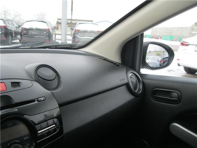 2011 Mazda Mazda2 GX (Stk: 18261A) in Stratford - Image 10 of 14