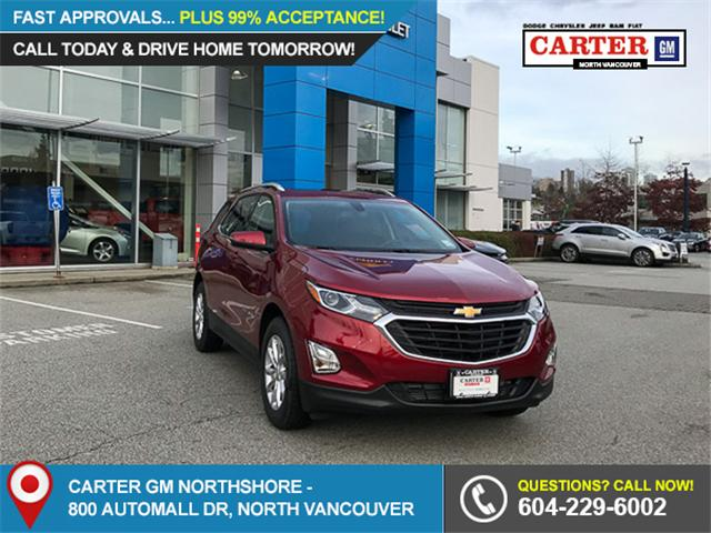 2019 Chevrolet Equinox LT (Stk: 9E46090) in North Vancouver - Image 1 of 14