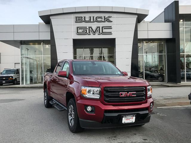 2019 GMC Canyon All Terrain w/Cloth (Stk: 9CN87840) in North Vancouver - Image 2 of 13